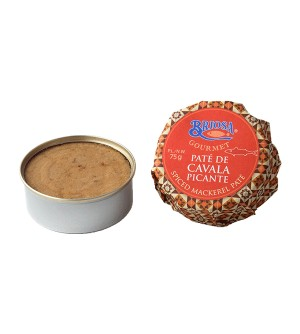 Paté de Cavala Picante
