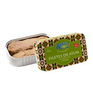 Filetes de Atum em Azeite de Oliveira