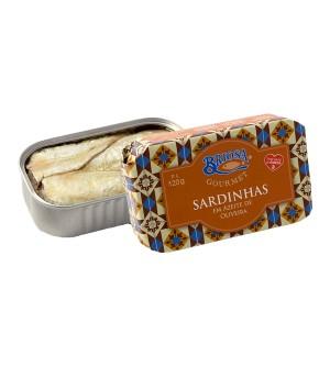 Sardinhas em Azeite de Oliveira