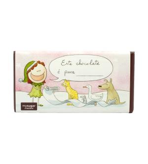 Tablete Natal para a Menina